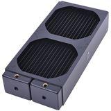 Phobya Xtreme 400 V.2 85mm Radiator 2x 180/200mm