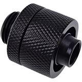 Alphacool Eiszapfen 16/10mm Anschraubtülle G1/4 - Deep Black