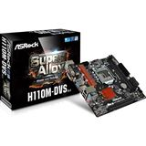 ASRock H110M-DVS R3.0 Intel H110 So.1151 Dual Channel DDR4 mATX Retail