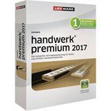 Lexware Handwerk Premium 2017 32 Bit Deutsch Buchhaltungssoftware Lizenz 1-Jahr PC (CD)