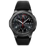 Samsung SM-R760 Gear S3 Frontier Smartwatch spacegrau