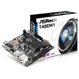ASRock T48EM1 AMD A50M So.BGA Single Channel DDR3 Mini-ITX Retail