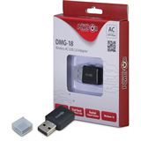 "Inter-Tech NT ""PowerOn"" DMG-18 WiFi AC USB Adapter"