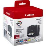 Canon Tinte PGI-2500XL 9254B005 cyan, magenta, gelb