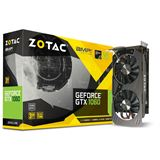 3GB ZOTAC GeForce GTX 1060 AMP! Edition Aktiv PCIe 3.0 x16 (Retail)