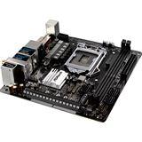 ASRock H270M-ITX/ac Intel H270 So.1151 Dual Channel DDR4 Mini-ITX