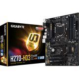 Gigabyte GA-H270-HD3 Intel H270 So.1151 Dual Channel DDR ATX Retail