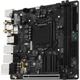Gigabyte GA-H270N-WIFI Intel H270 So.1151 Dual Channel DDR4 Mini-ITX Retail