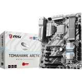 MSI H270 TOMAHAWK ARCTIC Intel H270 So.1151 Dual Channel DDR ATX Retail