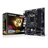 Gigabyte GA-B250M-DS3H Intel B250 So.1151 Dual Channel DDR mATX Retail