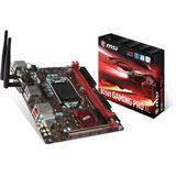MSI B250I GAMING PRO AC Intel B250 So.1151 Dual Channel DDR Mini-ITX