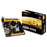 Biostar A68N-5745 AMD A70M So.BGA Dual Channel DDR3 Mini-ITX Retail