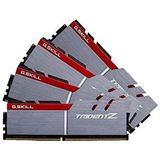 32GB G.Skill Trident Z silber/rot DDR4-3866 DIMM CL18 Quad Kit