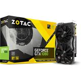 8GB ZOTAC GeForce GTX 1080 Mini Aktiv PCIe 3.0 x16 (Retail)