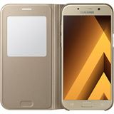 Samsung S-View Cover Galaxy A5 (2017) gold