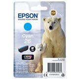 Epson Premium Claria 26 Cyan 4.5ml