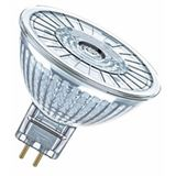 Osram LED Superstar MR16 DRR 5/827 12 GU5.3 50/36 Klar GU5.3 A+