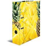 """Herma Motivordner """"Ananas"""", DIN A4, Rückbreite: 70 mm"""