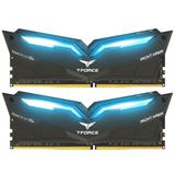 32GB TeamGroup T-Force Nighthawk Blue DDR4-3200 DIMM CL16 Dual Kit