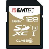 128 GB EMTEC Speedin SDXC Class 10 U3 Retail