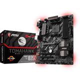 MSI B350 TOMAHAWK AMD B350 So.AM4 Dual Channel DDR4 ATX Retail