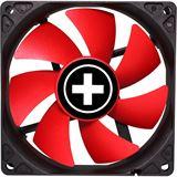 Xilence Red Wing 92x92x25mm 1800 U/min 22 dB(A) schwarz/rot