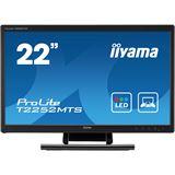 "21,5"" (54,61cm) iiyama ProLite T2252MTS-B5 schwarz 1920x1080 1xDVI / 1xHDMI / 1xVGA"