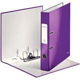 Leitz Ordner WOW, 180 Grad, DIN A4, 50 mm, violett