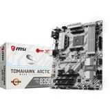 MSI B350 TOMAHAWK ARCTIC AMD B350 So.AM4 Dual Channel DDR4 ATX Retail