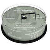 MediaRange CD-R 80Min AUDIO Cake25