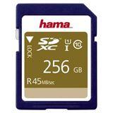 256 GB Hama Memory Plus 45MB/s SDXC Class 10 UHS-I Retail