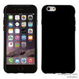 Pedea Soft TPU Case (glatt) für Apple iPhone 6/ 6S Transparent