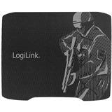 LogiLink Carbon Race 250 mm x 330 mm schwarz/grau