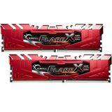 32GB G.Skill Flare X für AMD rot DDR4-2133 DIMM CL15 Dual Kit