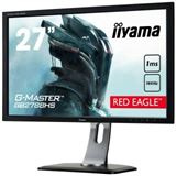 "27"" (68,58cm) iiyama G-MASTER Red Eagle schwarz/silber 1920x1080"