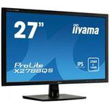 """27"""" (68,58cm) iiyama ProLite X2788QS-B1 schwarz 2560x1440"""