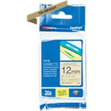Brother TZE-MPGG31 Laminiertes Tape 12mm gold