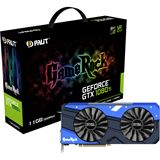11GB Palit GeForce GTX 1080 Ti GameRock Aktiv PCIe 3.0 x16 (Retail)