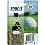 Epson Tinte C13T34714010 schwarz 16.3ml