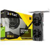 4GB ZOTAC GeForce GTX 1050 Ti LP Aktiv PCIe 3.0 x16 (Retail)