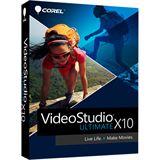 Corel Video Studio X10 Ultimate 32 Bit Multilingual Videosoftware