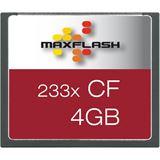 4 GB MAXFLASH CFast TypI 233x Retail