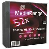 MediaRange CD-R 700MB SL(10) CD-R