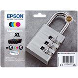 Epson Tinte 35 XL C13T35964010 cyan, magenta, gelb, schwarz