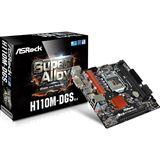 ASRock H110M-DGS Intel H110 So.1151 Dual Channel DDR4 mATX Retail