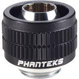Phanteks Soft-Tube Fitting 16/10mm G1/4 schwarz