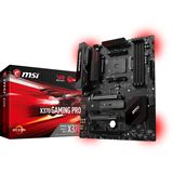MSI X370 GAMING PRO AMD X370 So.AM4 Dual Channel DDR4 ATX Retail