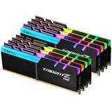 64GB G.Skill Trident Z RGB DDR4-2400 DIMM CL15 Octa Kit