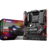 MSI B350 GAMING PRO CARBON AMD B350 So.AM4 Dual Channel DDR4 ATX