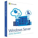 Microsoft System Builder Windows 2016 Server Standard x64 16Core [FR]